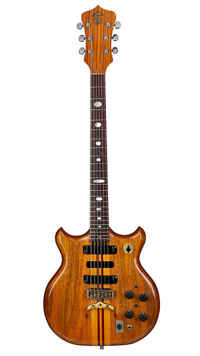 Alembic Series 1 Front