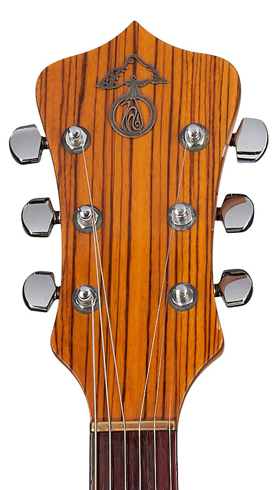 Alembic 1977 headstock